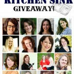 everything and the kitchen sink giveaway
