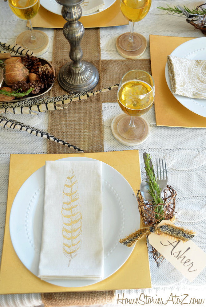 natural elements thanksgiving