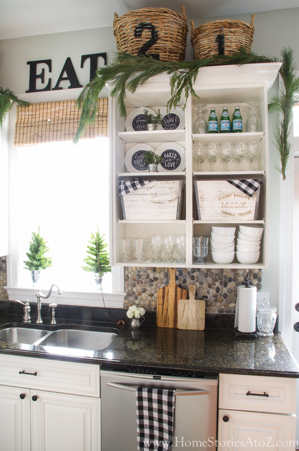 Holiday Kitchen Cabinet Colors